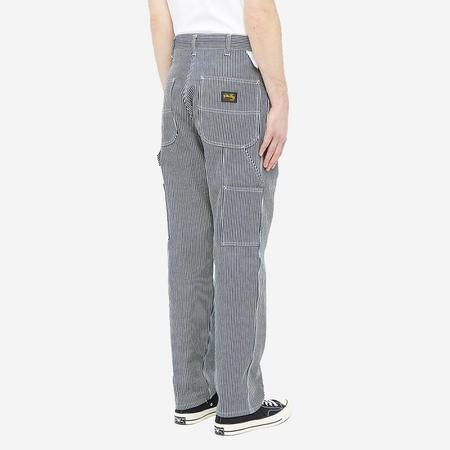 Stan Ray 80s Painter Pant - Hickory Stripe