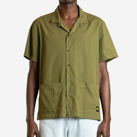 Stan Ray Bowling Shirt - Olive