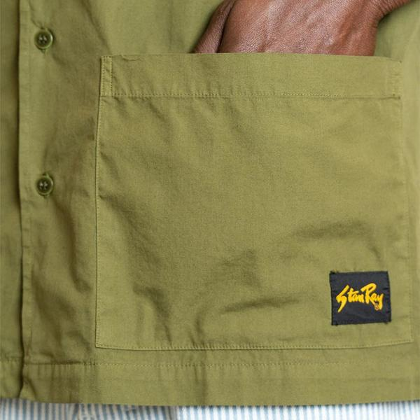 Stan Ray Bowling Shirt - Olive