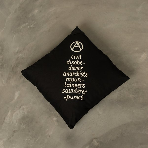 Mountain Research Protester Pad - Slogan