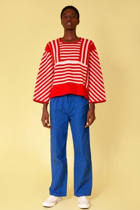 L.F.Markey Murphy Knit - Red
