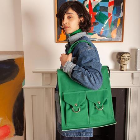 L.F.Markey Super Shopper - Green