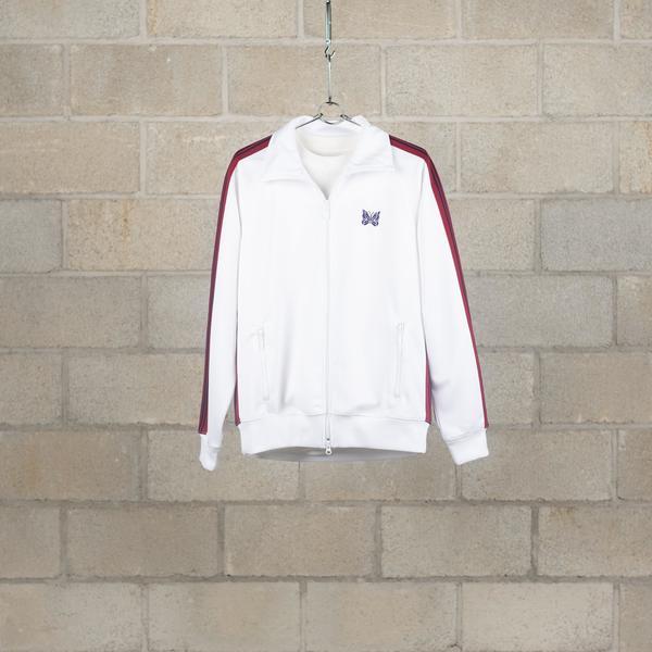 Needles Poly Smooth Track Jacket - White