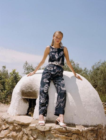 Paloma Wool Sega Pant - Twister