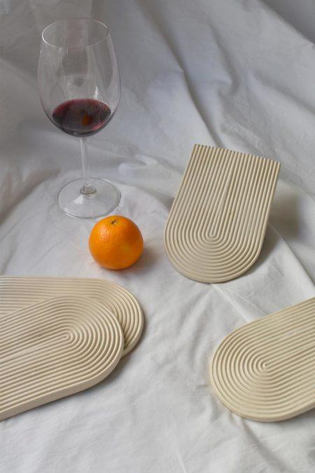 OWO Cerámica Pitágoras Cheese Board