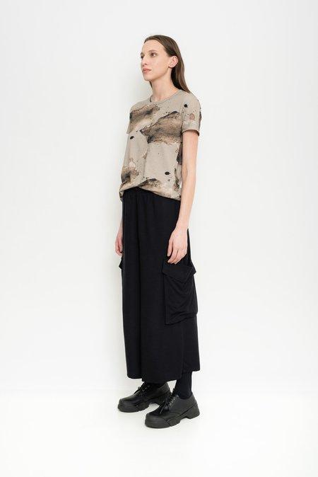 Uma Raquel Davidowicz Castries Printed Short Sleeve Top