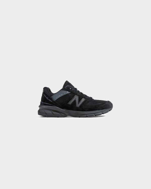 New Balance M990BB5 Sneakers - Black/Black