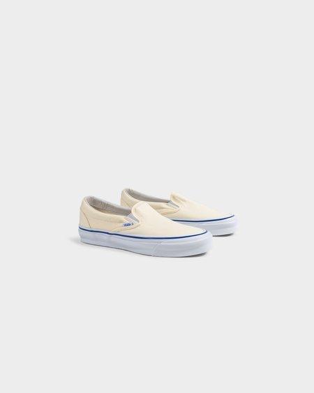 VANS OG Classic Slip On LX - Classic White