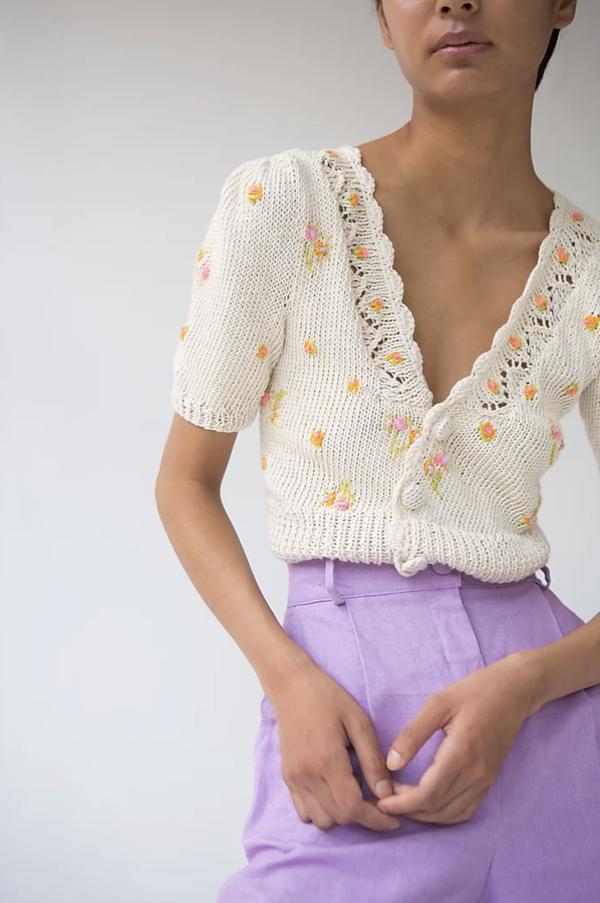 Tach Clothing Alba Knit Cardigan