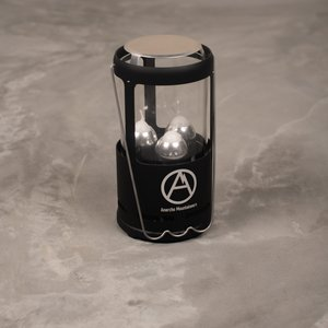 Mountain Research Protester's Lantern - Black