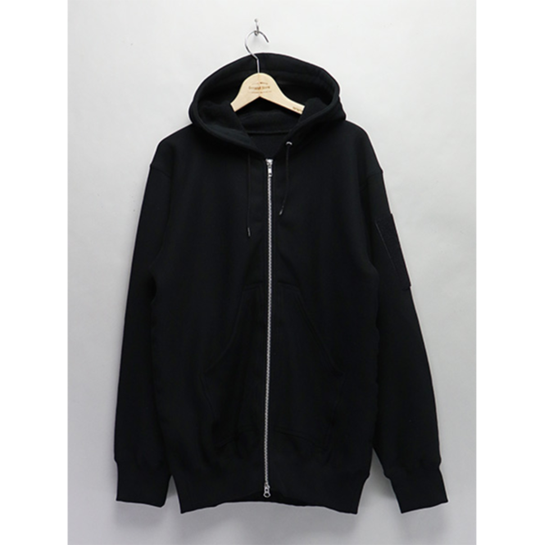 Mountain Research Sweat Hoody - black