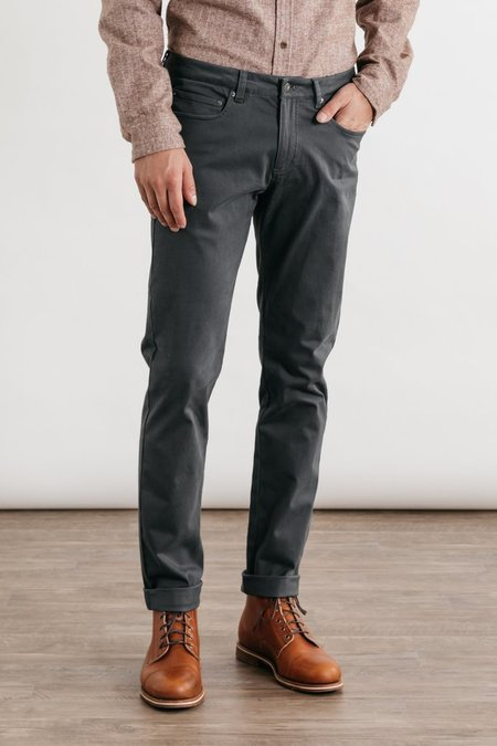 Bridge & Burn Bradley Trouser - Slate