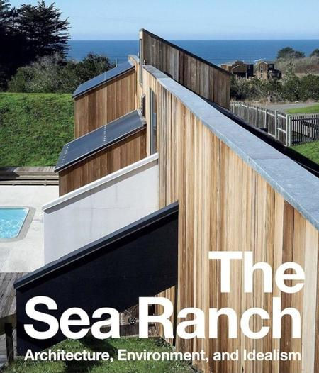 """Prestel Publishing """"The Sea Ranch Architecture, Environment, and Idealism"""" by Multiple Authors Photo Book"""