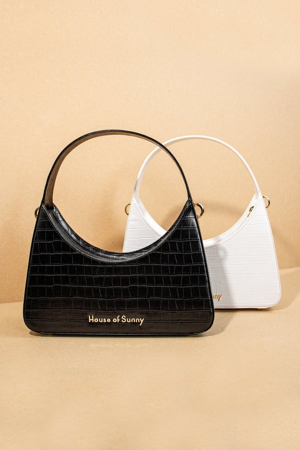 House of Sunny Icon Mirror Shoulder Bag