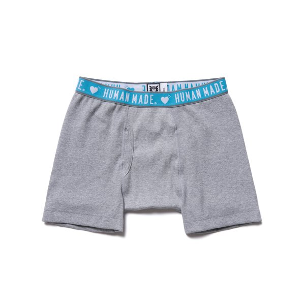 Human Made HMMD Boxer Brief - Grey