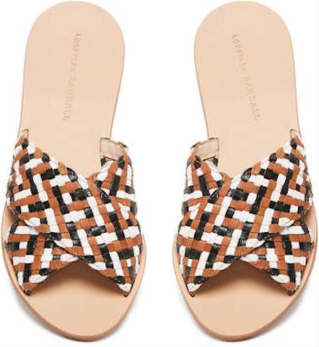 Loeffler Randall Claudine Sandals