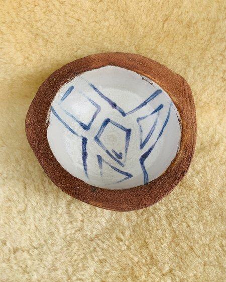 Alessandro Di Sarno Art Hand Painted Bowl
