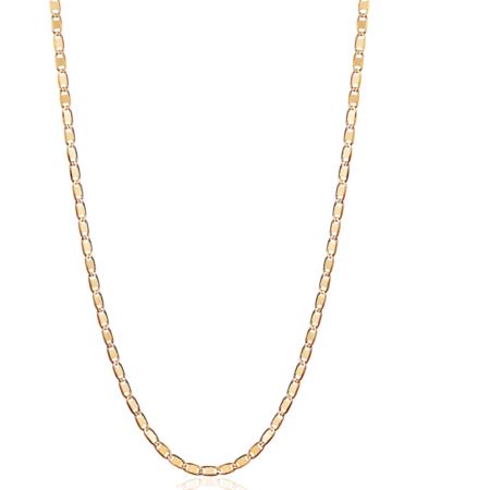 Jenny Bird Bobbi Chain Necklace - Gold