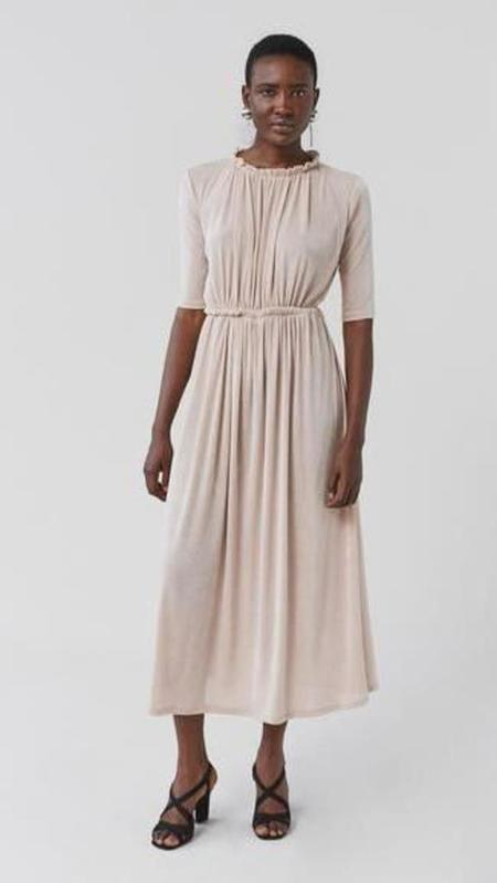 Rachel Comey Gusta Dress - Pale Pink