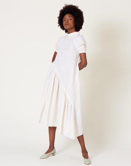 Maria Stanley Georgia Dress - Coconut