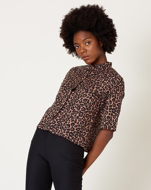 Maria Stanley Olivia Blouse - Animal