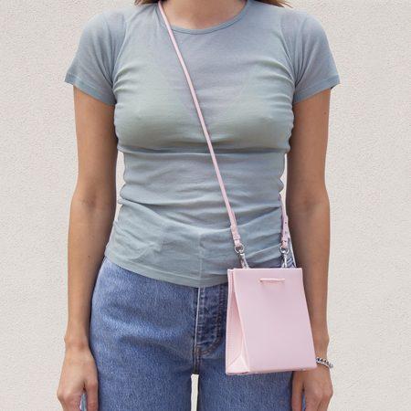 Medea Short Bag - Rosepink