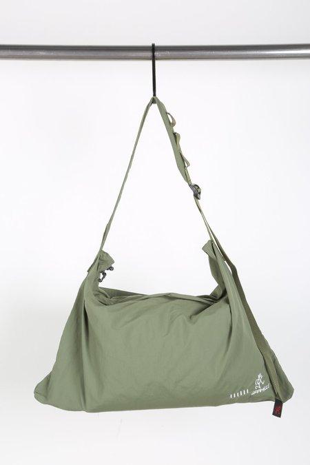 MACHUS x GRAMICCI BIG SHOPPER BAG - OLIVE