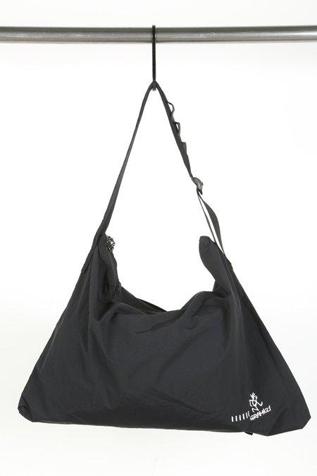 MACHUS x GRAMICCI BIG SHOPPER BAG - BLACK