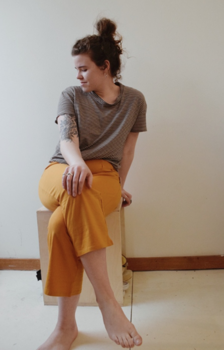 Known Supply Onyx Pant - Mustard