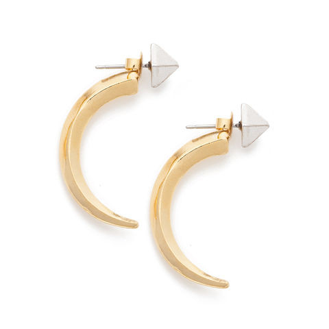 Anita K. I Need Your Love Tusk Earrings