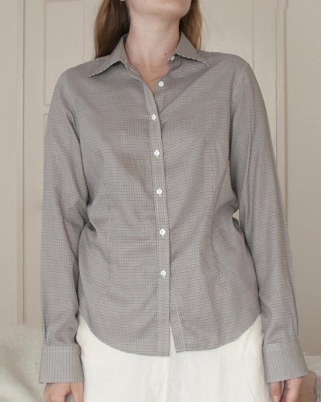 Vintage Relaxed Button Up Shirt