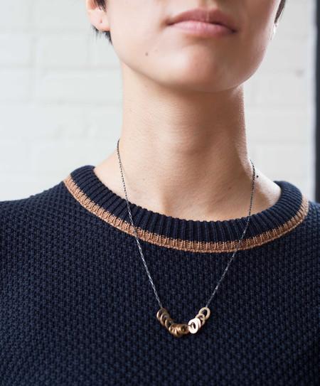 Isla Loves Rick Baker's Dozen Necklace