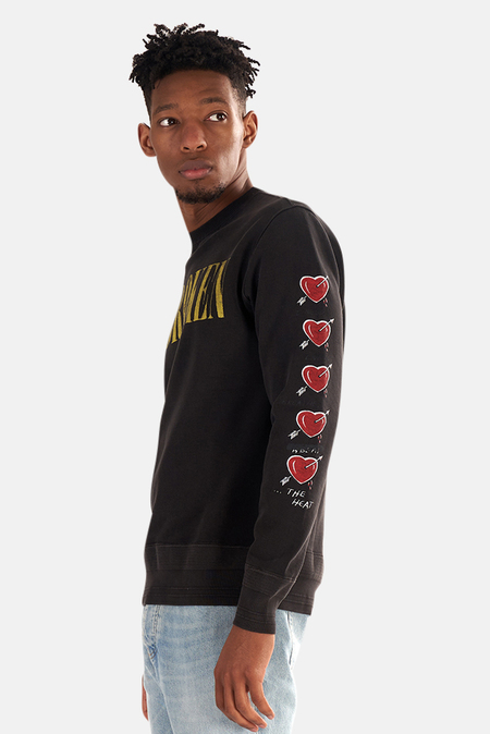 Shuttle Notes The Need Sweatshirt - Black