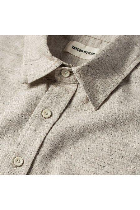 Taylor Stitch California Shirt - Natural Hemp