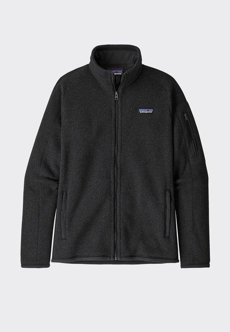 Patagonia Better Sweater - Black