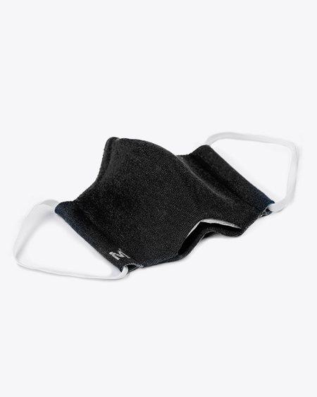 3D Print-Knit Filtered Mask - Black
