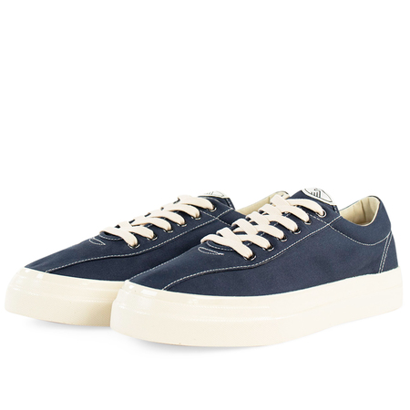 Stepney Workers Club dellow canvas Sneaker - Petrol