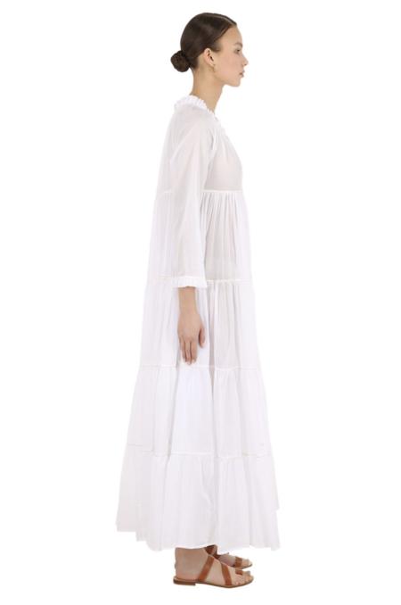 Yvonne S Maxi Hippydress - White