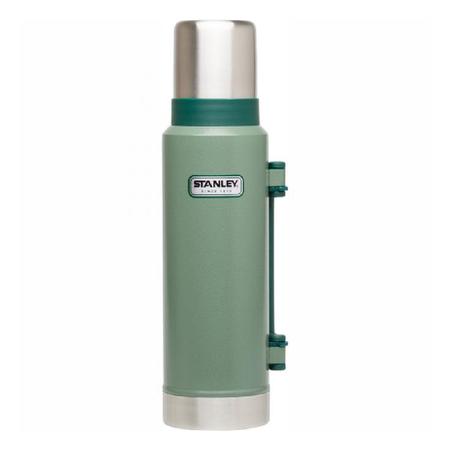 Stanley Bottles Classic Vacuum Insulated Bottle - Hammertone Green