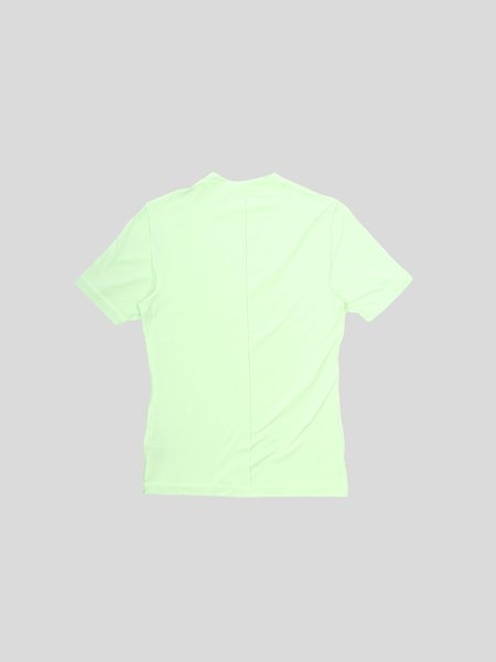 Ganni Light Stretch Jersey T Shirt - Patina Green