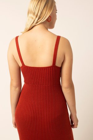 Kordal Caliente Dress
