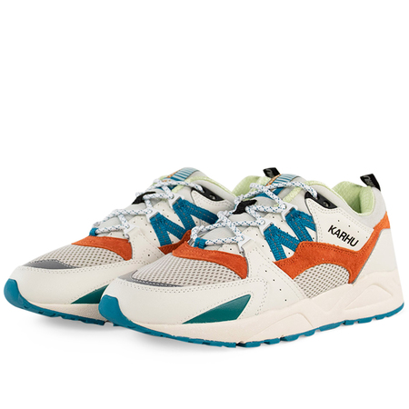 Karhu fusion 2.0 Lily Sneaker - White/Burnt Orange