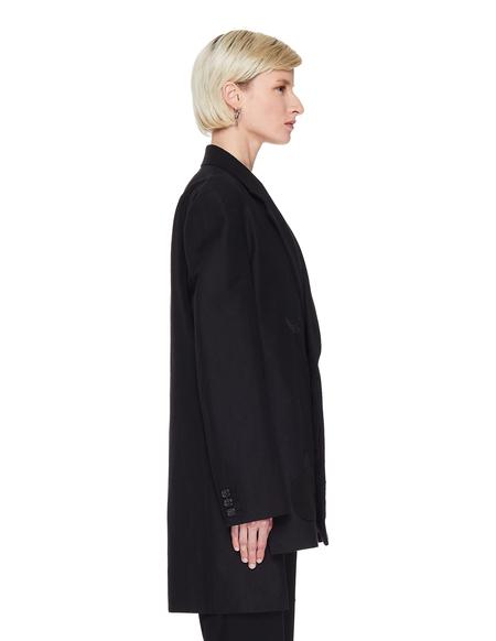 Undercover Cotton Applique Jacket - Black