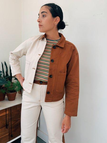 Paloma Wool Coyote Jacket - Cream/Tan