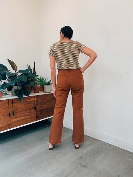 Paloma Wool Dax Jeans - Cream/tan