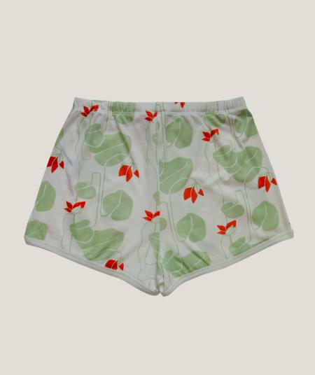 Granelito Adult Shorts in Organic Pima Cotton - Lily
