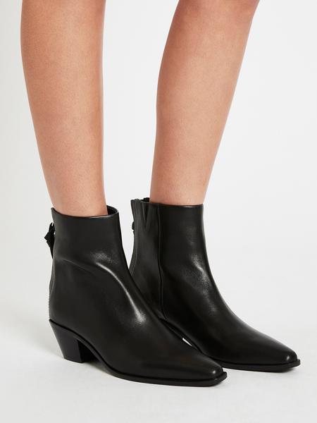Sol Sana Woodie Boot - Black