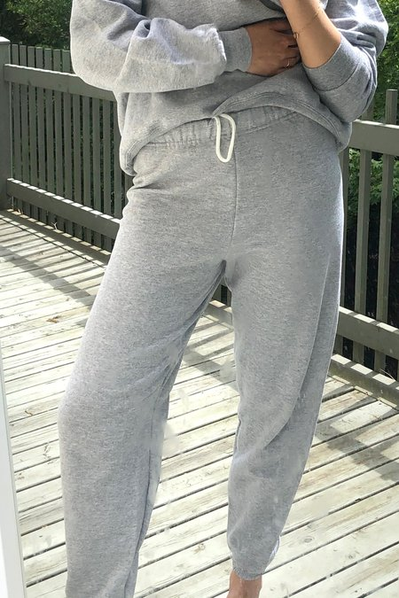 Yo Vintage! Sweatpants - Grey