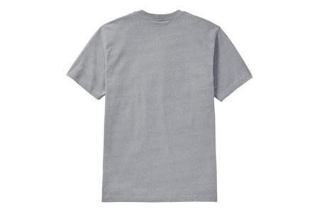 Filson Short Sleeve Outfitter Solid One Pocket T Shirt - Grey Heather