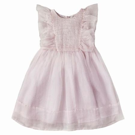 Kids Nellystella Mae Dress - Orchid Ice Pink